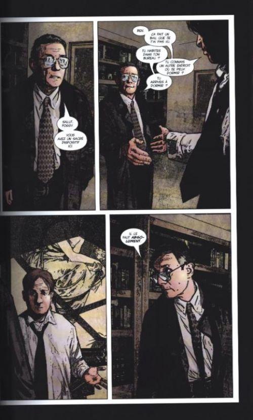 Daredevil - par Brian Michael Bendis T3 : Le Roi de Hell's kitchen (0), comics chez Panini Comics de Bendis, Maleev, Finch, Russell, Land, Hollingsworth