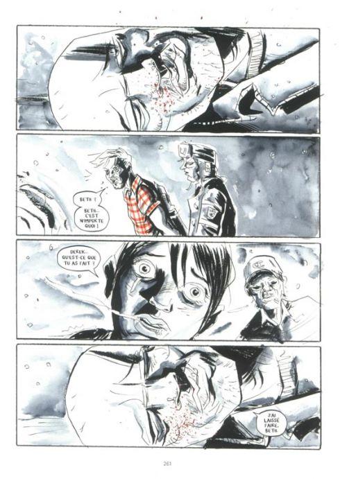 Winter Road, comics chez Futuropolis de Lemire