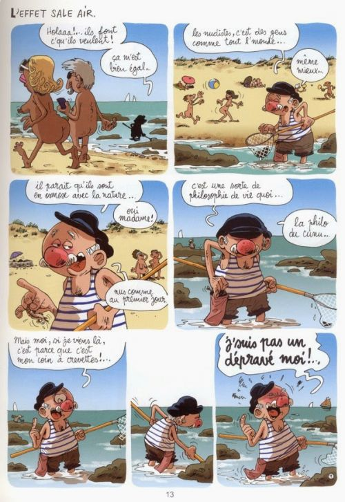 Alban Dmerlu T1 : Du sable entre les orteils (0), bd chez Beaupré de Polpino