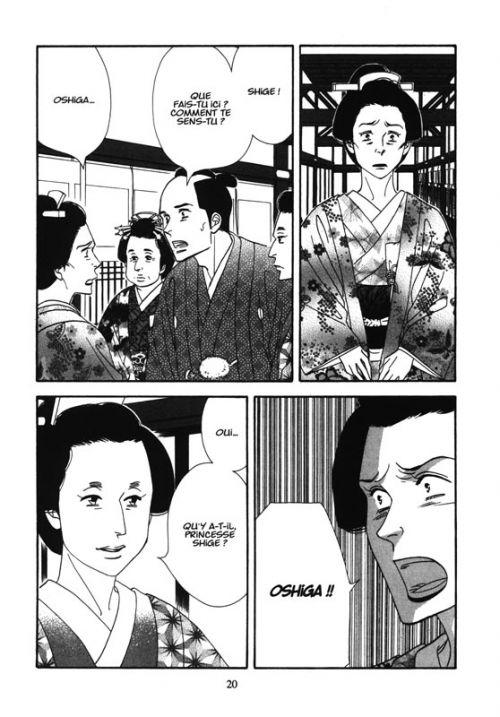 Le pavillon des hommes T12, manga chez Kana de Yoshinaga