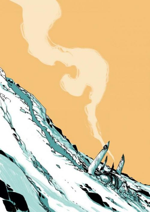 Ei8ht T1 : Exilé (0), comics chez Urban Comics de Albuquerque, Johnson