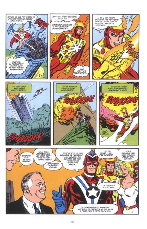 Crisis on Infinite Earths : Compagnon (0), comics chez Urban Comics de Fox, Bates, Thomas, Conway, Wein, Buckler, Andru, Gonzales, Perez, Heck, Sekowsky, Dillin, d'Angelo, Gafford, Roy, Ross