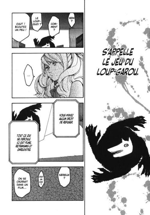 Hunt - Le Jeu du Loup-Garou T1, manga chez Soleil de Kawakami, Koudo