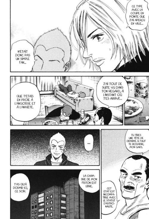 Space brothers T15, manga chez Pika de Koyama