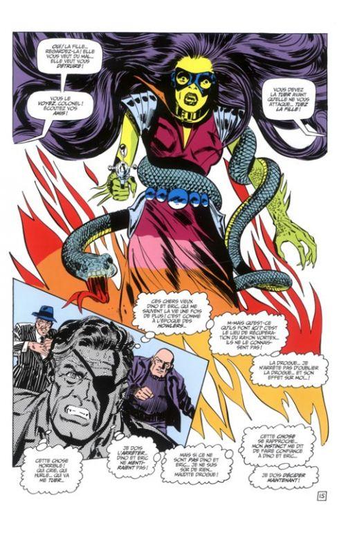 Nick Fury, agent du S.H.I.E.L.D. - l'intégrale T2 : 1967-1968 (0), comics chez Panini Comics de Goodwin, Jim Steranko ou Steranko, Thomas, Adkins, Tartaglione, Giacoia, Everett, Springer, Sinnott, Mullin, Fama, Steranko