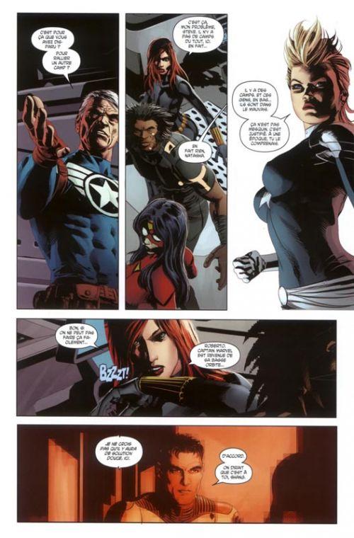 The Avengers : Time Runs Out T2 : Tu ne peux pas gagner (0), comics chez Panini Comics de Hickman, Perkins, Walker, Kudranski, Deodato Jr, Caselli, Almara, Martin jr, Davis
