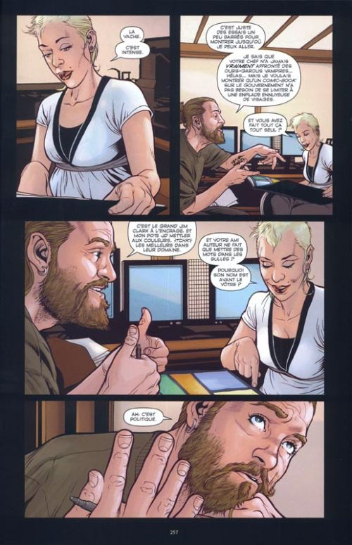 Ex Machina T4, comics chez Urban Comics de Vaughan, Harris, Mettler