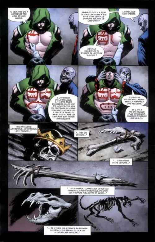 Green Arrow T4 : Oiseaux de nuit (0), comics chez Urban Comics de Percy, Zircher, Fiorentino, Dallochio, Eltaeb