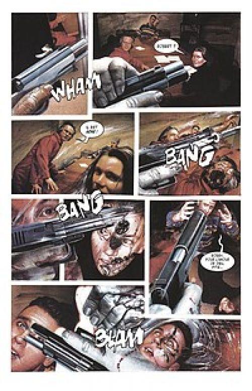 The X-Files [Archives] T3, comics chez Glénat de Petrucha, Purcell, Torres, Adlard, Kim, Freeman, Smith, Digital Chameleon, Kindzierski