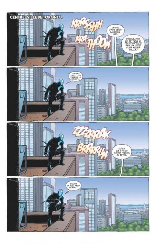 Secret Identities, comics chez Glénat de Joines, Faerber, Kyriazis, Riley, Kirchoff