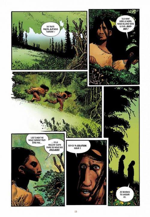 Rat God, comics chez Delirium de Corben, Backderf, Corben Reed