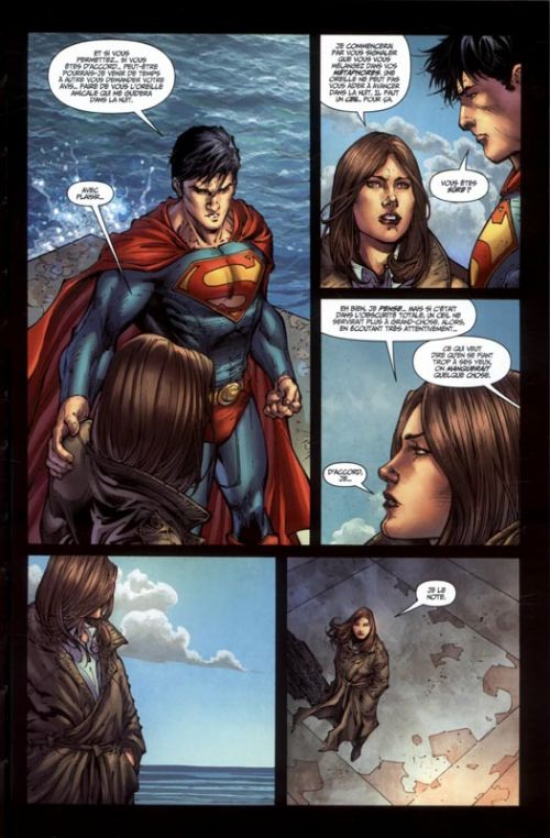 Superman - Terre un T2, comics chez Urban Comics de Straczynski, Syaf, Ciardo