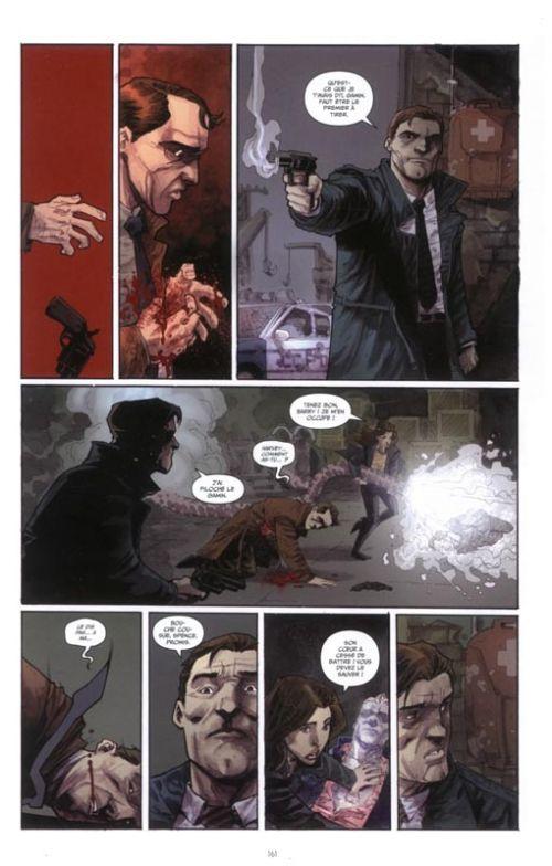 Flash T4 : En négatif (0), comics chez Urban Comics de Manapul, Buccellato, Hepburn, Sprouse, Herring