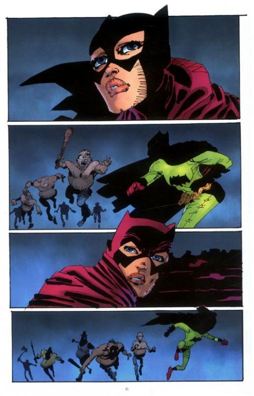 Batman Dark Knight III T2, comics chez Urban Comics de Miller, Azzarello, Kubert, Janson, Romita Jr, Anderson, Sinclair