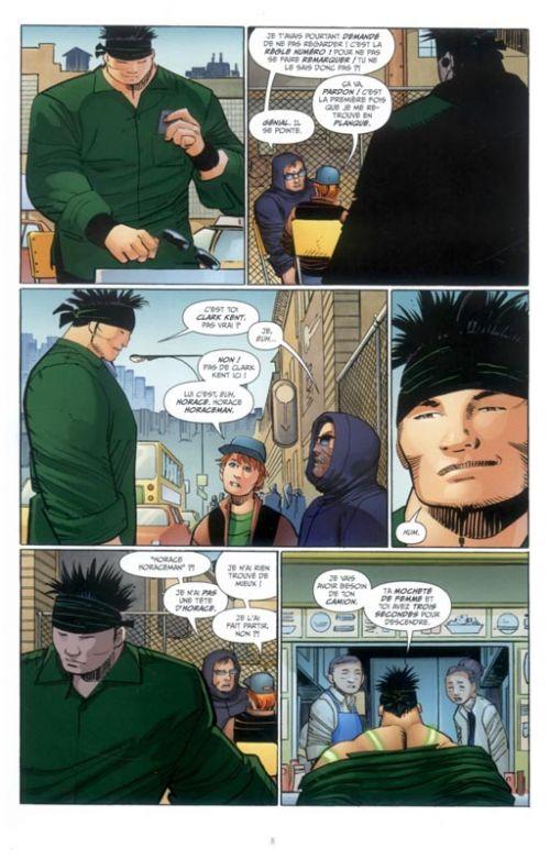 Superman - L'homme de demain T2 : Révélations (0), comics chez Urban Comics de Luen yang, Porter, Derenick, Bermudez, Romita Jr, Janson, Loughridge, Quintana, White, Olea, Morey, Hi-fi colour