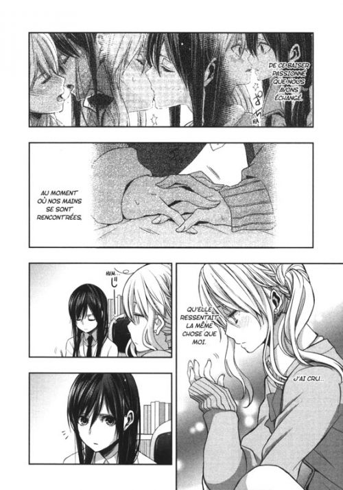 Citrus T3, manga chez Taïfu comics de Saburouta
