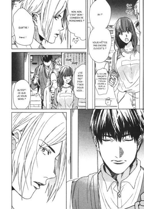 Love whispers, even in the rusted night, manga chez Taïfu comics de Ogeretsu