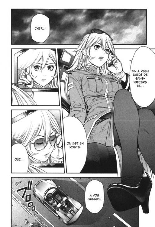 Ex-Arm T2, manga chez Tonkam de Hirock, Komi