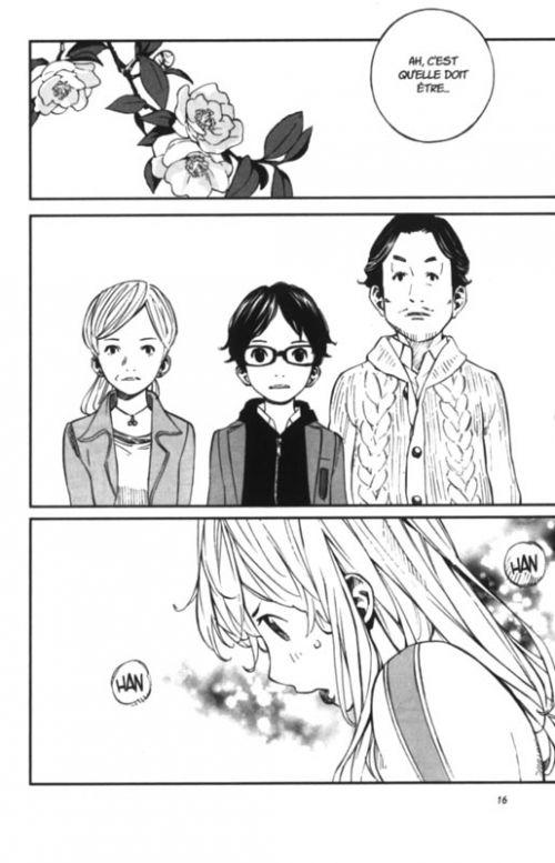Your lie in april  T10, manga chez Ki-oon de Arakawa