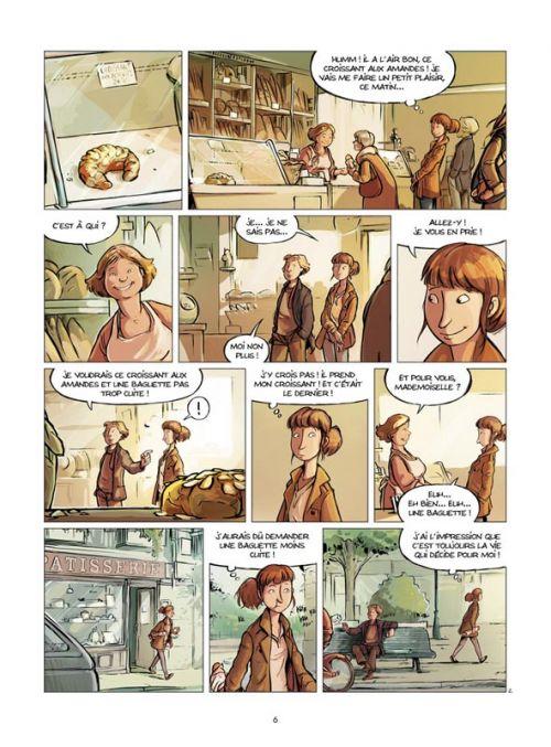 Le Jour où... T1 : Le jour où le bus est reparti sans elle (0), bd chez Bamboo de Beka, Marko, Cosson