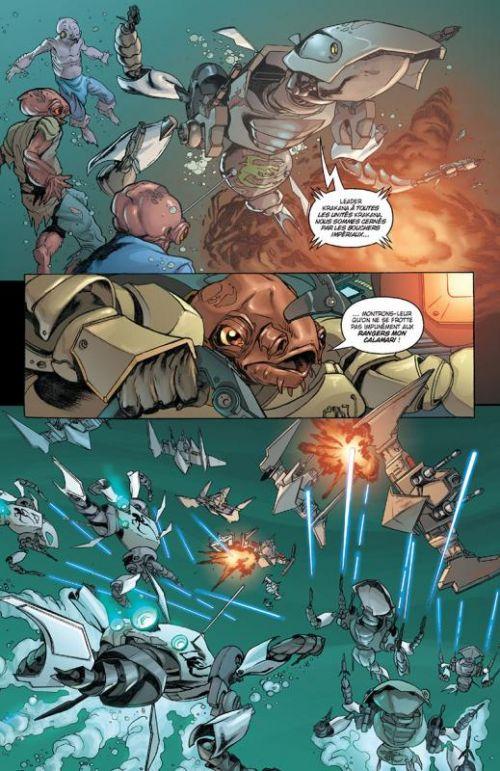 Star Wars Legacy – Saison 1, T6 : Renégat (0), comics chez Delcourt de Ostrander, Duursema, Francia, Anderson