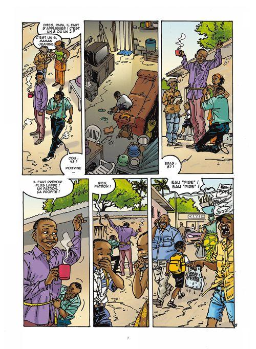Mbote Kinshasa : Article 15 (0), bd chez La boîte à bulles de Maître, Kash, Esale