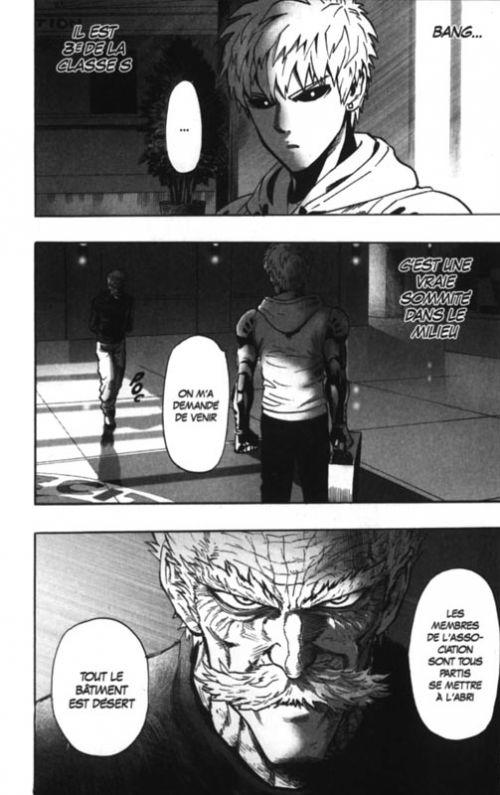 One-Punch Man T4 : La météorite géante (0), manga chez Kurokawa de Murata, One