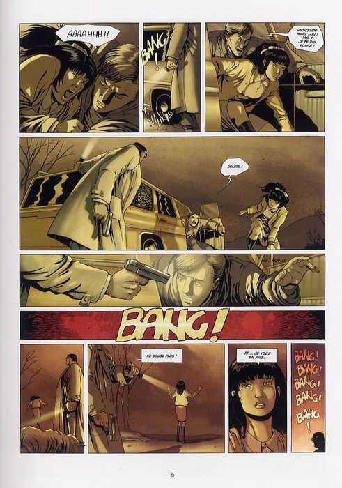 Dossier tueurs en série T1 : Zodiac killer (0), bd chez Soleil de David, Fino, Stambecco