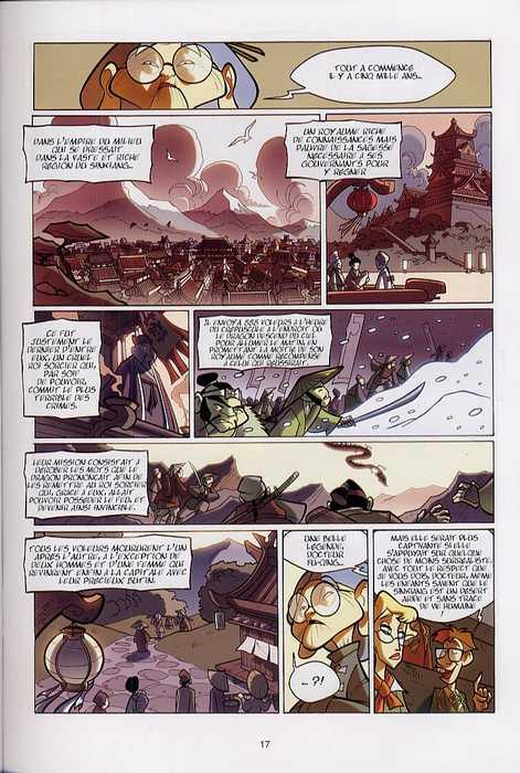 Wondercity T3 : Le feu du dragon (0), bd chez Soleil de Gualdoni, Turconi, Gula, Balloni, Tenderini