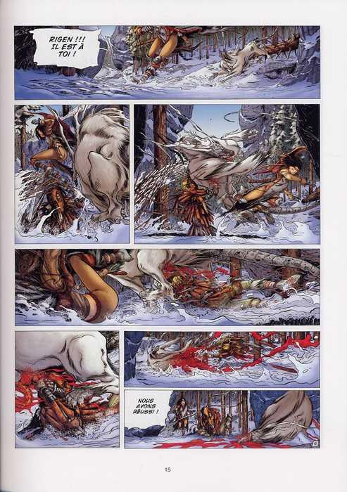 Kookaburra universe T7 : Le Sourire de Myrha (0), bd chez Soleil de Runberg, Ocaña, Paitreau