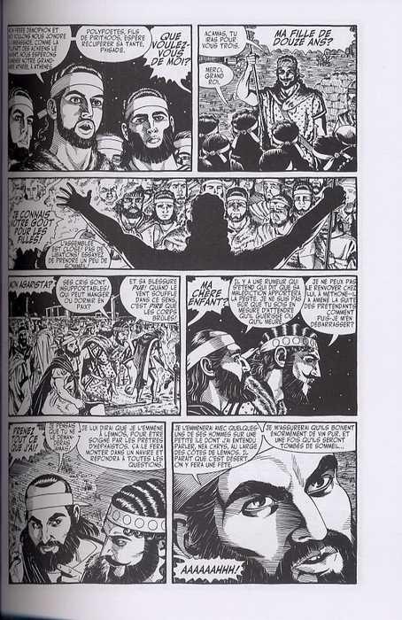 L'age de bronze T3 : Trahison, 1ère partie (0), comics chez Akileos de Shanower