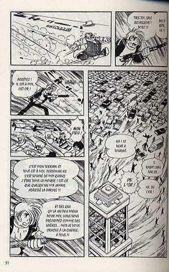 Avaler la Terre T2, manga chez Milan de Tezuka