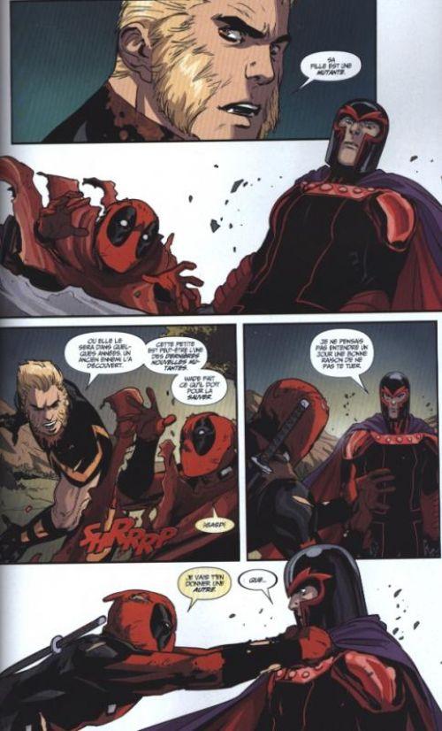All-New Deadpool (revue) T5 : Fahrenheit .357 (0), comics chez Panini Comics de Duggan, Kelly, Lolli, Koblish, Coello, McGuinness, Filardi, Keith, Redmond, Allred