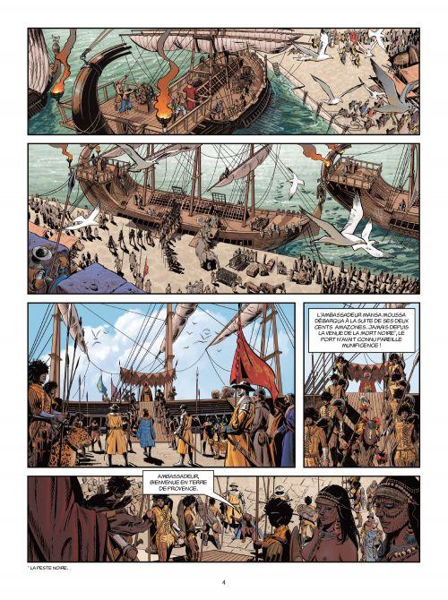 Jour J T26 : La Ballade des pendus (0), bd chez Delcourt de Pécau, Farkas, Thorn, Fernandez