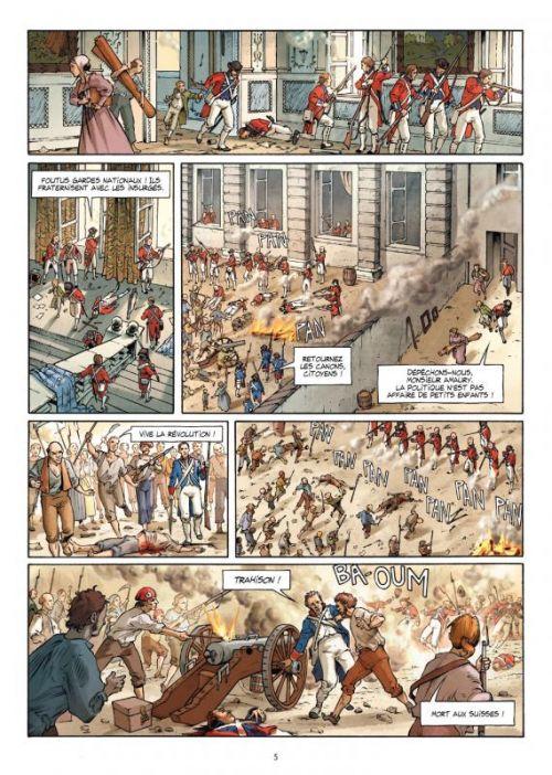 Champs d'honneur T3 : La Bérézina - Novembre 1812 (0), bd chez Delcourt de Gloris, Mutti, Fogolin
