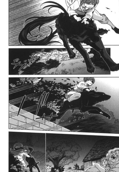 The ancient magus bride  T5, manga chez Komikku éditions de Yamazaki