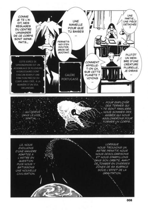 Area 51 T9, manga chez Casterman de Hisa