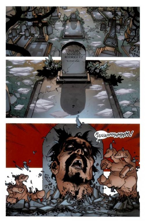 Spider-Man : Les Santerians, comics chez Panini Comics de Molina, Bianchi, Broccardo, Yachev, Silva, Mossa, Tartaglia, Curiel, Gracia
