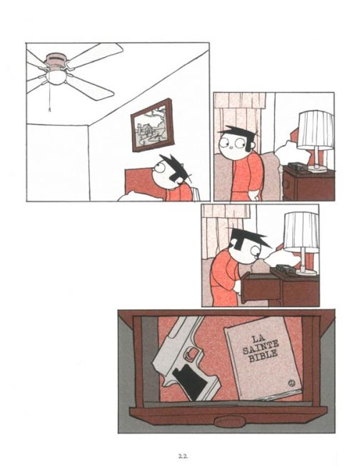 Demon T1, comics chez Cambourakis de Shiga
