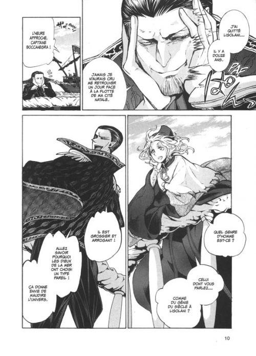 Altaïr T13, manga chez Glénat de Katô