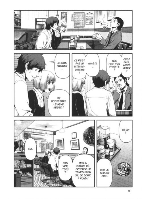 Immortal Hounds T1, manga chez Ki-oon de Yasohachi