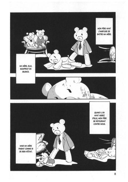 Pupa T1, manga chez Komikku éditions de Mogi