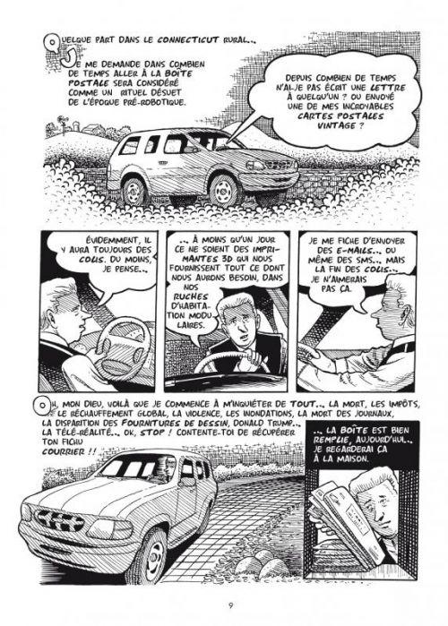 Secrets de famille, comics chez Delcourt de Griffith