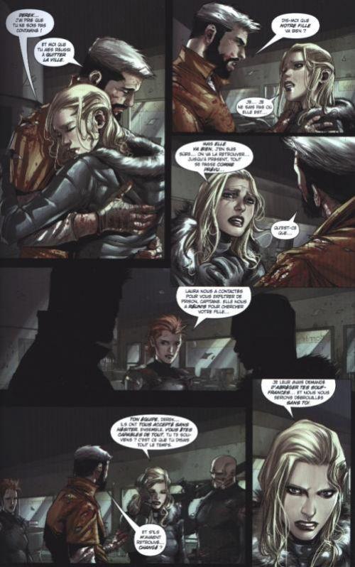 Life Zero : Lumière noire (0), comics chez Panini Comics de Vietti, Checchetto, Mossa