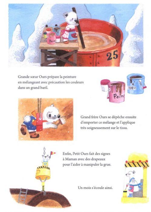 La cordonnerie des ours polaires, manga chez Nobi Nobi! de Ohde