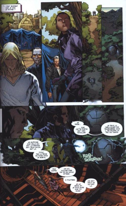 All-New X-Men T6 : Les guerres d'Apocalypse (2/3) (0), comics chez Panini Comics de Bunn, Lemire, Hopeless, Ramos, Bagley, Ibañez, Medina, Lashley, Woodard, Delgado, Aburtov, SotoColor
