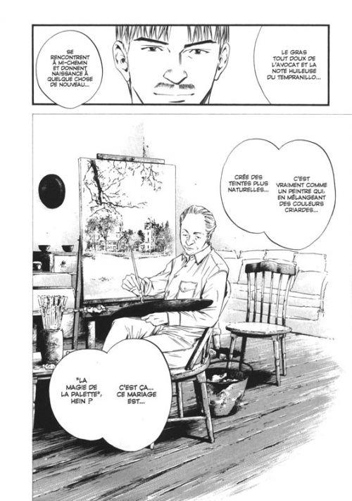 Les Gouttes de dieu - Mariage T2, manga chez Glénat de Agi, Okimoto