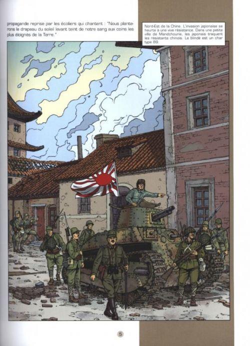 Les Voyages de Lefranc T8 : La guerre du Pacifique (0), bd chez Casterman de Bournier, Weinberg, Plateau, Wesel