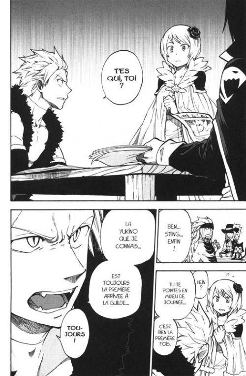 Fairy tail Side stories T1 : Les dragons jumeaux de Saber Tooth (0), manga chez Pika de Mashima, Shibano