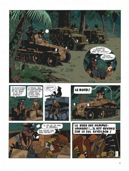 Le Spirou de... T11 : Le Maître des hosties noires (0), bd chez Dupuis de Yann, Schwartz, Croix